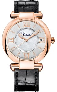 Chopard Chopard Imperiale 18K Rose Gold Manual Winding Watch 384822-5001