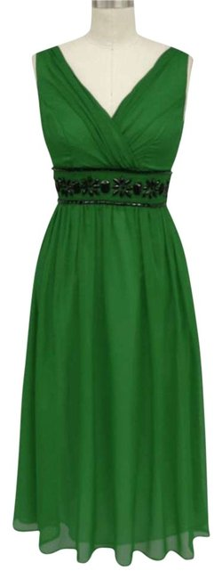 Preload https://item1.tradesy.com/images/green-emerald-goddess-beaded-waist-cocktail-sizelarge-mid-length-formal-dress-size-12-l-154250-0-0.jpg?width=400&height=650