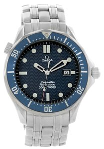 Omega Omega Seamaster Professional James Bond 300M Quartz Watch 2541.80.00