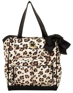 Betsey Johnson Tote in LEOPARD