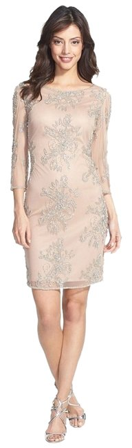 Preload https://img-static.tradesy.com/item/1542528/pisarro-nights-blush-beaded-rose-formal-new-with-tags-knee-length-cocktail-dress-size-4-s-0-0-650-650.jpg