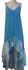 Turquoise Maxi Dress by Gypsy05