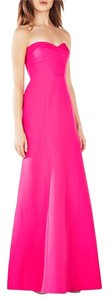 BCBGMAXAZRIA Strapless Gown Prom Dress