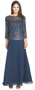JKara Mother Of The Bride Wedding Guest With Tags Dress