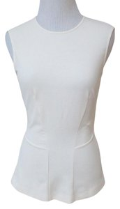 Stella McCartney Peplum Top White