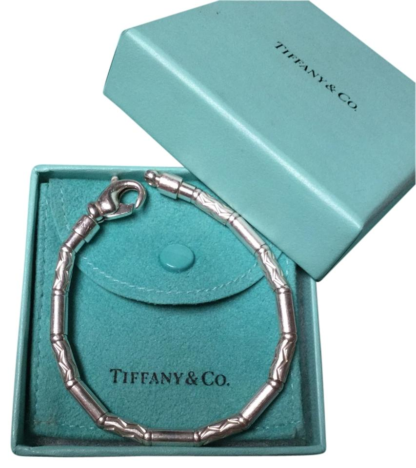 Tiffany co bracelets up to 90 off at tradesy tiffany co germany cable bracelet prinsesfo Images