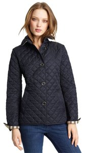 Burberry Classic Quilted Black Jacket