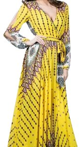 Yellow Maxi Dress by Ark & Co.