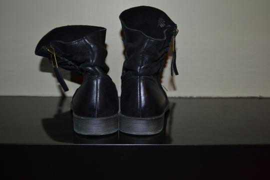 vintage american collection black Boots Image 4