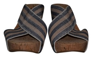 Lucky Brand denim Sandals