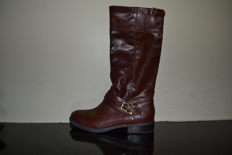 Boots Vita Vita Brown Brown Dolce Dolce Booties T8RXqX