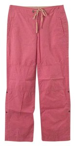 Gap Cotton Machine Washable Cargo Pants Pink
