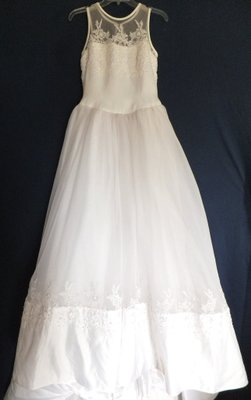 Lana Bissett Wedding Dress