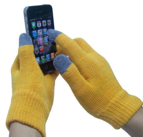 Other 2 Pair Black - 14 Colors Magic Touch Screen Gloves Smartphone Texting Stretch Winter Knit Warm
