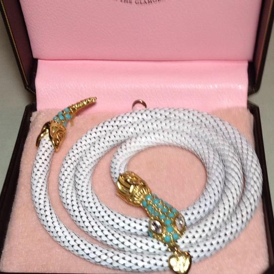 Juicy Couture Juicy Couture Snake Chain Necklace