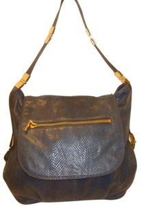 Vince Camuto Refurbished Leather Large Shoulder Bag