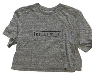 Forever 21 T Shirt Grey