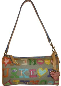 Dooney & Bourke New Coated Canvas Shoulder Bag