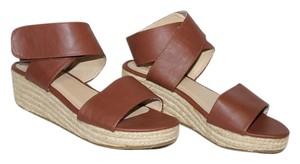 JustFab Brown Wedges