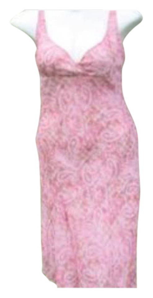 f30eb11e8503 A. Byer Pink Too Juniors Long Short Casual Dress Size 8 (M) - Tradesy