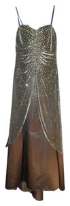 Jump Apparel Metallic Dress