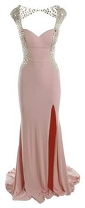 Blush Maxi Dress by Jovani