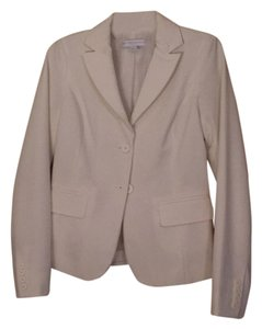 New York & Company White Blazer