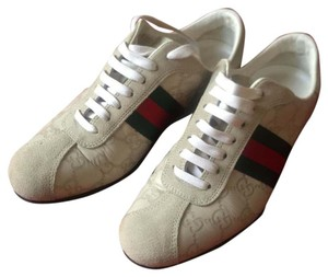 Gucci Sporty Tennis Flats Athletic