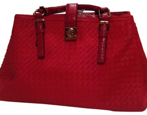 Christian Lacroix Tote in Red