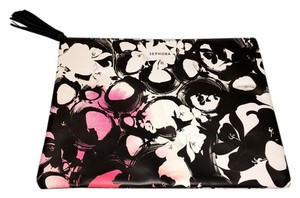 Sephora Make-up Spring Mixed print Clutch
