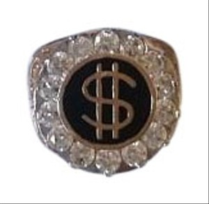 Other Dollar sign ring
