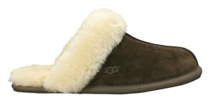 UGG Boots Luxury Espresso Flats