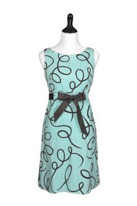 Jessica Howard short dress Teal, Brown on Tradesy