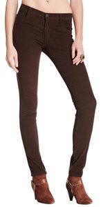 James Jeans Corduroy Skinny Pants Brown