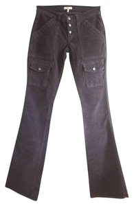 Joie Corduroy Twill Boot Cut Jeans-Light Wash