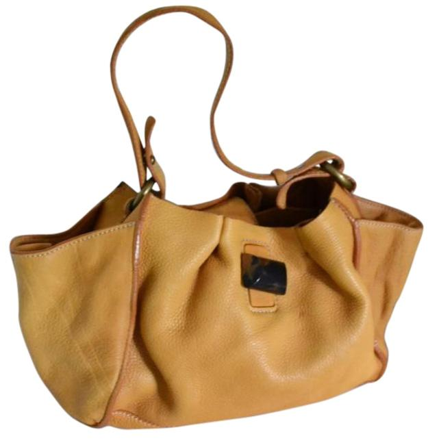Item - Borge Garveri Yellow Shoulder Bag