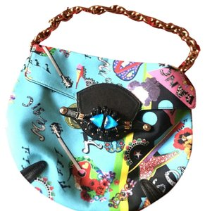 Versace Limited Edition Purse Hobo Bag
