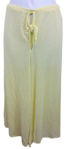 Eres ERES YELLOW SWIMMING COVERUP SKIRT M/L
