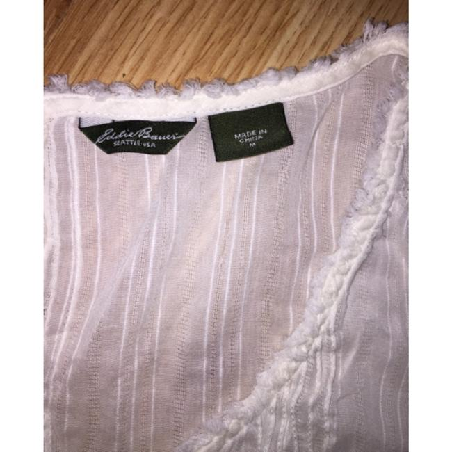Eddie Bauer Top Cream