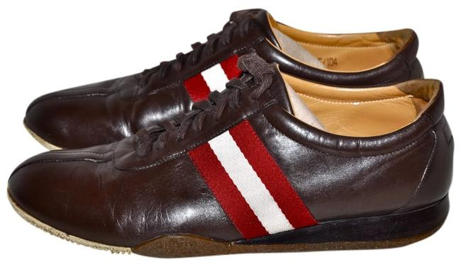 Item - Brown Freenew Calf Low Leather In Italy 40 Usa 10 Sneakers Size US 9.5 Regular (M, B)