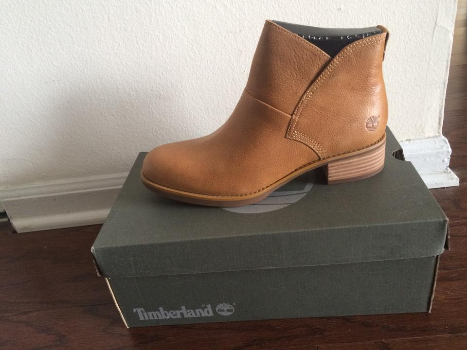 118a453c64fd Timberland Wheat Full-grain Women s Beckwith Side-zip Chelsea Boots ...