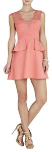 BCBGMAXAZRIA Bcbg Coral Lace Leann Dress