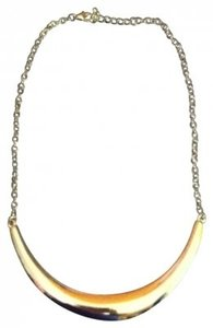 Forever 21 Silver Bib Necklace