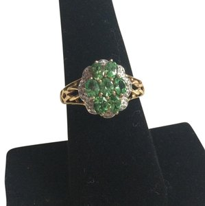 Other 10k Peridot Ring