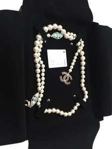 Chanel New Authentic Chanel pearl belt