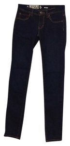 Mossimo Supply Co. Skinny Jeans-Dark Rinse