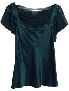 max studio specialty product Silk Top Green