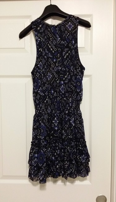 Forever 21 short dress Black and Blue on Tradesy