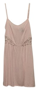 Divided by H&M short dress Pink on Tradesy