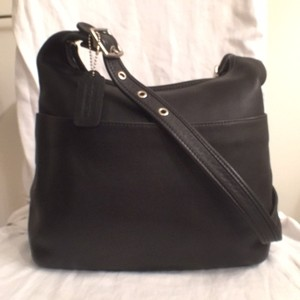 Coach Legacy Vintage Leather Hobo Bag